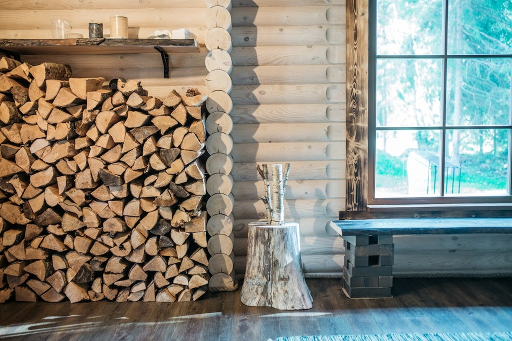 spithami puhkemajad saunaga