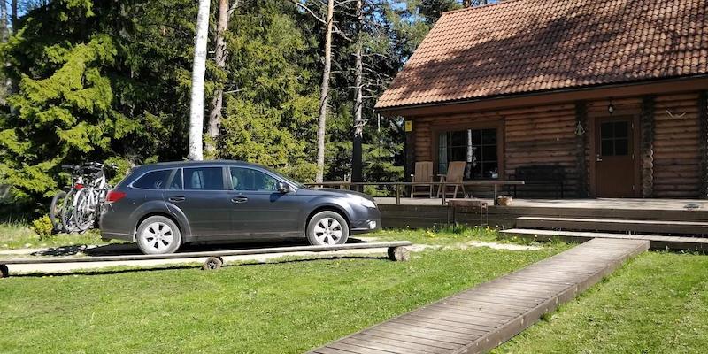 lühipuhkus eestis koos perega